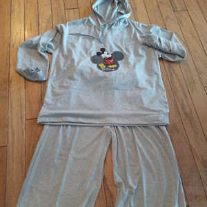 Mickey Mouse Sweat suit